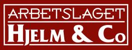 Arbetslaget Hjelm & Co logo