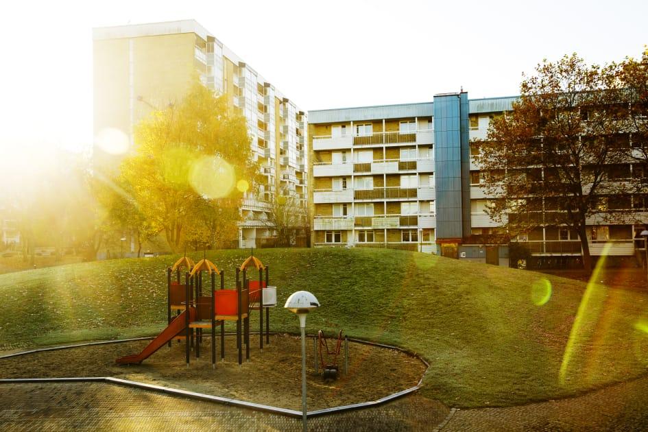 Rosengårds Fastigheter, ramavtal, byggservice, Rosenhem, koncept
