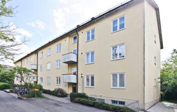 Kv. Måsen 3, Stambyte av 21st lägenheter